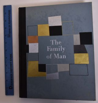 The Family of Man. The photographic exhibition created by Edward Steichen for the Museum of...