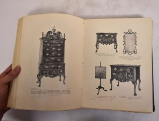 Blue Book Philadelphia Furniture: William Penn to George Washington with Special Reference To The Philadelphia-Chippendale School