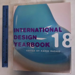 International Design Yearbook 18. Cleia Smith, Karim Rashid, Jennifer Hudson