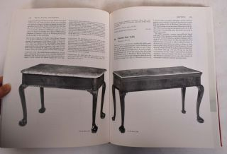 American Furniture In The Metropolitan Museum of Art, Late Colonial Period: The Queen Anne and Chippendale Styles