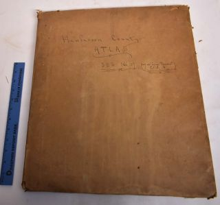 Standard atlas of Henderson County, Illinois Including a plat book of the villages, cities and...