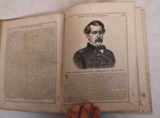 Grant and his Generals, Containing Portraits and Biographical Sketches of Lieut.-General Grant and his Generals and Illustrious Military Officers, Together With the Portraits and Biographical Sketches of Celebrated Naval Heroes, Statesmen and Civilians