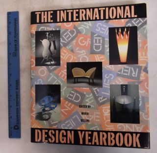 The International Design Yearbook 6. Mario Bellini, Nonie Niesewand