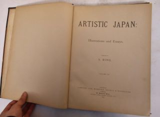 Artistic Japan: Illustrations and Essays, Volume III. Bing Siegfried