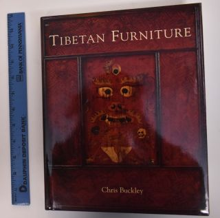 Tibetan Furniture. Chris Buckley