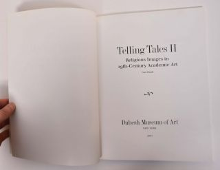 Telling Tales II: Religious Images in 19th-Century Academic Art