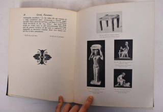 Ancient Furniture: A History of Greek, Etruscan, and Roman Furniture