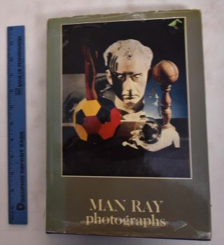 Man Ray Photographs. May Ray, Jean-Hubert Martin
