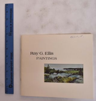 Ray G. Ellis: Paintings. Allan McNab