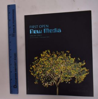 First Open New Media, Online Only 20 September - 4 October 2013. Manson Christie, Woods