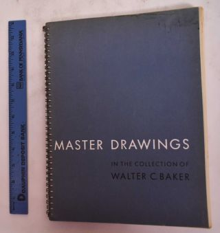 Master Drawings in the Collection of Walter C. Baker. Claus Virch