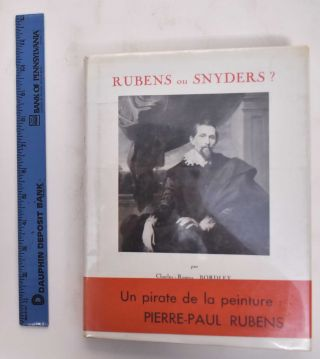 Rubens ou Snyders? Charles Rogers Bordley