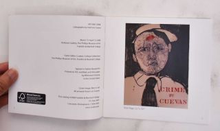 Art And Crime: Forensic Art By Frank Bender, Lithographs By Jose Luis Cuevas