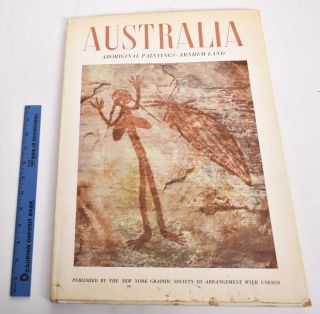 Australia: Aboriginal Paintings - Arnhem Land. Herbert Sir Read, introduction