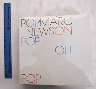 Marc Newson: Pop On Pop Off. Marc Newson