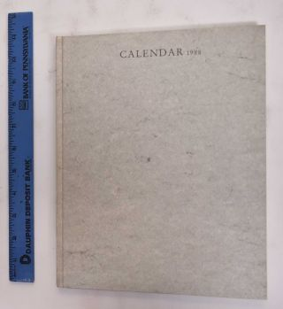 Purification of the Twelve: A Calendar for 1988. Francisco Clemente