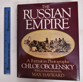 The Russian Empire. Chloe Obolensky