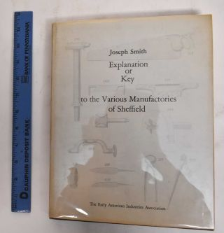 Explanation or key, to the various manufactories of Sheffield, with engravings of each article....