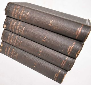 A Genealogical Dictionary of The First Settlers of New England, Showing Three Generations of...