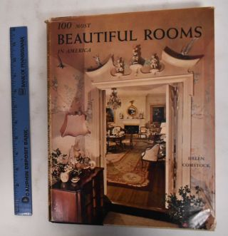 100 Most Beautiful Rooms In America. Helen Comstock