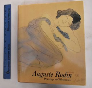 Auguste Rodin: Drawings and Watercolors. Auguste Rodin, Ernst-Gerhard Guse