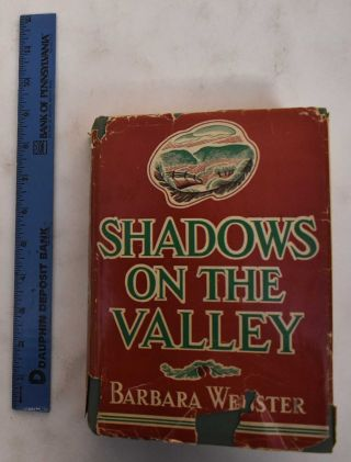Shadows on the Valley. Barbara Webster