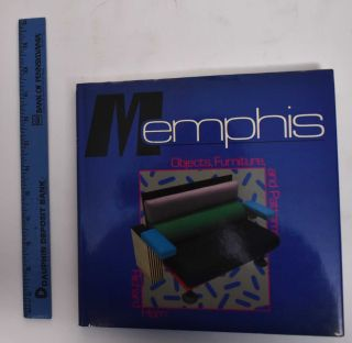 Memphis: objects, furniture, and patterns. Richard Horn
