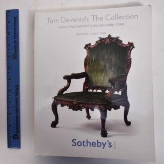 Tom Devenish: The Collection; Highly Important English Furniture. Sotheby's