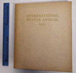 International poster annual '51. W. H. Allner