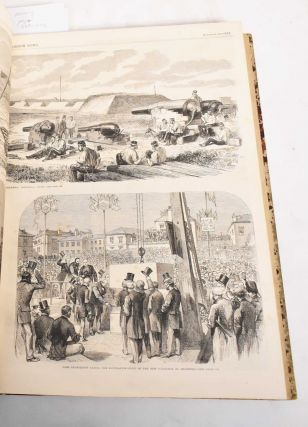 The Illustrated London News, Vol. XLV; July to December 1864