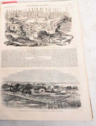 The Illustrated London News, July to December 1860