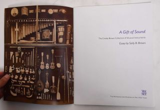 A Gift of Sound: The Crosby Brown Collection of Musical Instruments