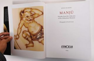 Manju: Netsuke From the Collection of the Ashmolean Museum