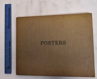 Posters: Fifty Artists And Designers Analyze Their Approach, Their Methods And Their Solutions To...