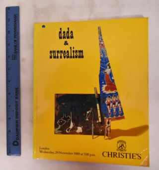 Dada & Surrealism: London, Wednesday 29 November 1989. Christie's London