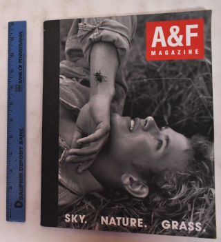 Abercrombie and Fitch - A&F Quarterly 1st issue Fall 2005