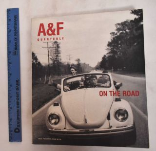 Abercrombie and Fitch - On the road :back to school issue 98