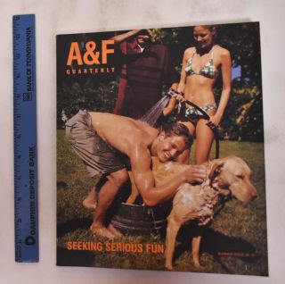 Abercrombie and Fitch - Summer: Seeking serious fun - 1998