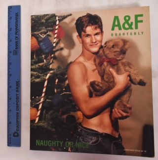Abercrombie and Fitch - Naughty or Nice: Christmas Issue - 1999