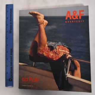 Abercrombie and Fitch - Go Play: Summer issue - 2000