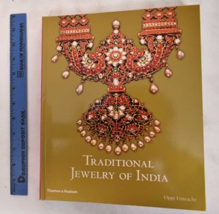 Traditional Jewelry of India. Oppi Untracht