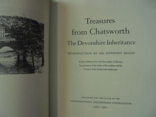 Treasures from Chatsworth: The Devonshire Inheritance