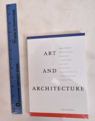 Art and Architecture. James S. Ackerman