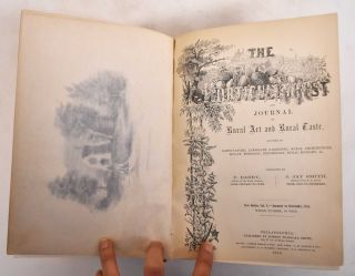 The Horticulturist and Journal of Rural Art and Rural Taste