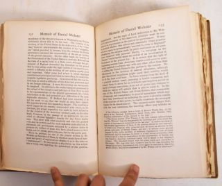 The Writings and Speeches of Daniel Webster in Eighteen Volumes