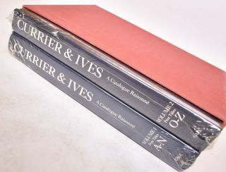 Currier & Ives: A Catalogue Raisonné, A Comprehensive Catalogue of the Lithographs of Nathaniel...