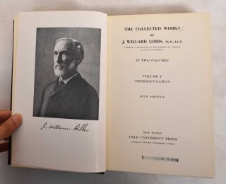 The Collected works of J. Willard Gibbs (2 volumes)