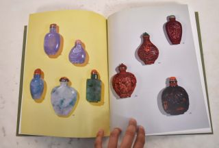 Miniature Art from Old China: Chinese Snuff Bottles from the Montclair Art Museum Collections