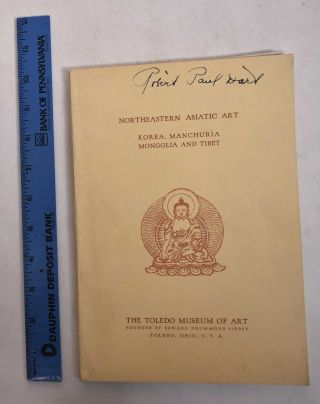 The art of Korea (Chosen) Manchuria (Manchukuo) Mongolia and Tibet; a selection of different...