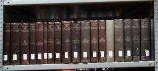 THE DEVELOPMENT OF THE ITALIAN SCHOOLS OF PAINTING (19 Volumes). Raimond Van Marle